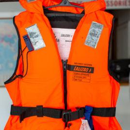 Lalizas Life Jacket 100N 70-90kg