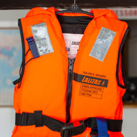 Lalizas Life Jacket Youth 30-40kg