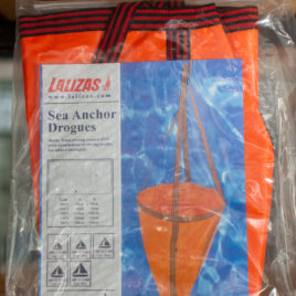 Lalizas Sea Anchor Drogue 65-75cm
