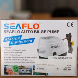 Seaflo Auto Bilge Pump 12V