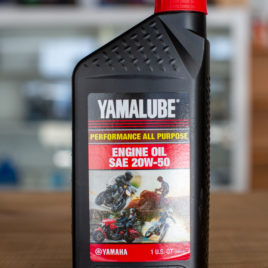 Yamaha Yamalube All Purpose Engine Oil SAE 20W-50 (946ml)