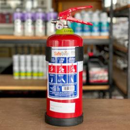 SafeQuip Fire Extinguisher 1.5kg
