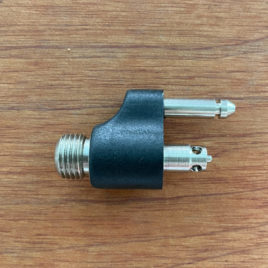 Fuel Tank Connector Male 1/4 NPT BARB